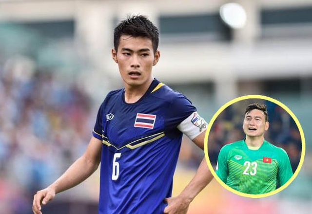 Cầu thủ Muangthong United mong Văn Lâm chơi tệ ở trận gặp Thái Lan