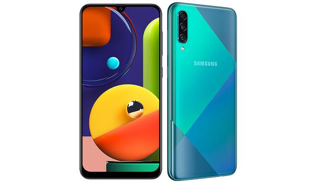 Samsung bán Galaxy A50s, A30s với bộ 3 camera sau giá từ 6,2 triệu đồng - 1