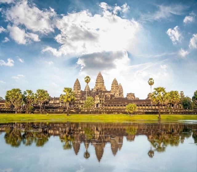 10 ngôi chùa vừa đẹp vừa linh thiêng ở Châu Á - 1