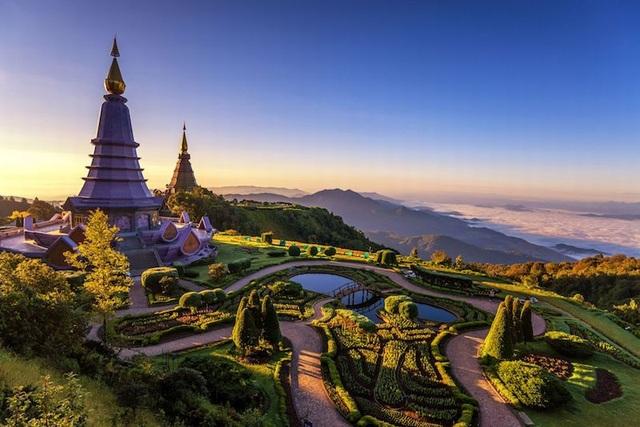 10 ngôi chùa vừa đẹp vừa linh thiêng ở Châu Á - 3