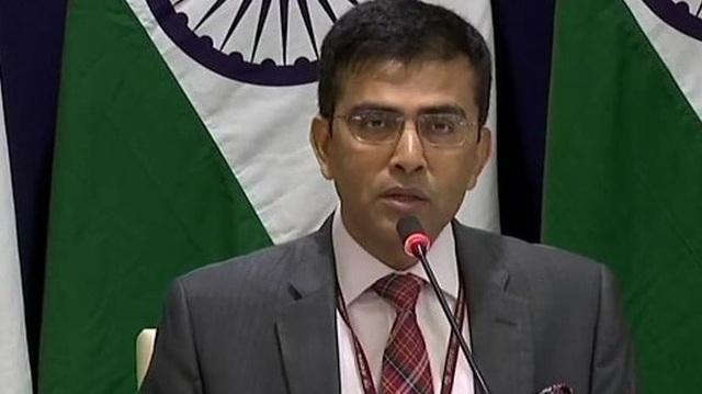 Ấn Độ phản đối hành vi đe dọa dùng vũ lực trên Biển Đông - 1