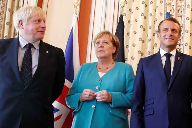 Anh, Pháp, Đức đồng loạt lên tiếng về tình hình căng thẳng trên Biển Đông - 1