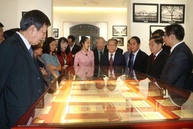 Bệnh viện Trung ương Huế đón nhận Huân chương Lao động hạng Nhất trong kỷ niệm 125 năm - 2
