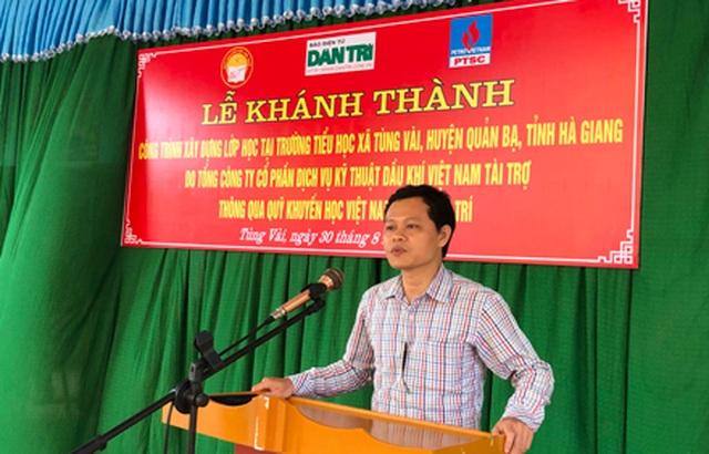 Hà Giang: Hàng trăm em học sinh vui mừng đón nhận lớp học mới trước ngày khai giảng - 8