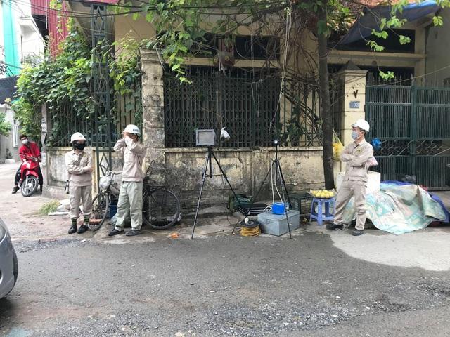 Vụ cháy Công ty Rạng Đông: Chỉ số môi trường an toàn với người dân - 1