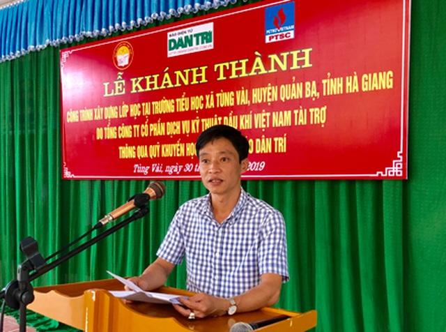 Hà Giang: Hàng trăm em học sinh vui mừng đón nhận lớp học mới trước ngày khai giảng - 9