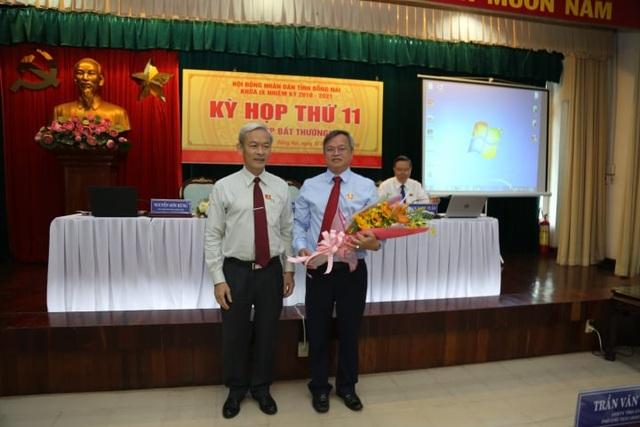 Đồng Nai có tân Chủ tịch UBND tỉnh - 1