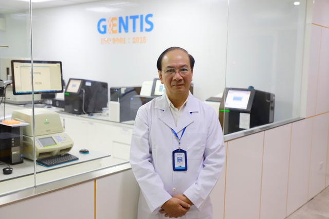 Vị đại tá 40 năm gắn bó với chuyên ngành giám định, xét nghiệm ADN: Tôi không bao giờ cho phép mình chủ quan - 1