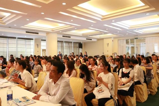 Eduline Orientation Day 2019 – Lễ vinh danh các học sinh đạt học bổng du học Kỳ thu năm 2019 - 5