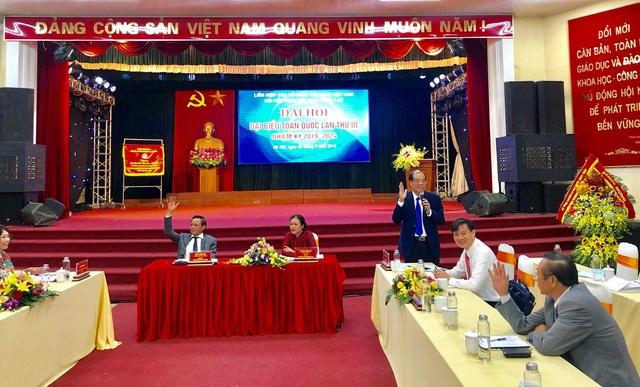 GS.TS Trần Văn Chứ được bầu làm Chủ tịch Hội hữu nghị Việt Nam – Phần Lan - 1