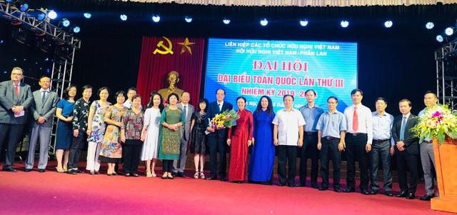 GS.TS Trần Văn Chứ được bầu làm Chủ tịch Hội hữu nghị Việt Nam – Phần Lan - 2