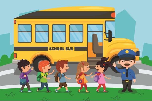 Quảng Trị: Đảm bảo an toàn cho học sinh khi đưa đón bằng xe ô tô - 1