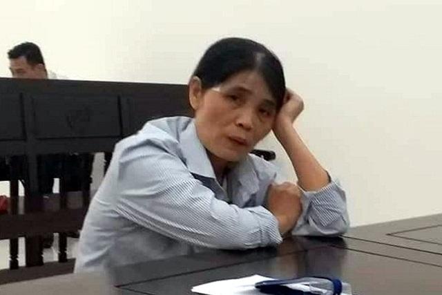 Hà Nội: Ngã giá mua bán dâm trong nhà vệ sinh - 1