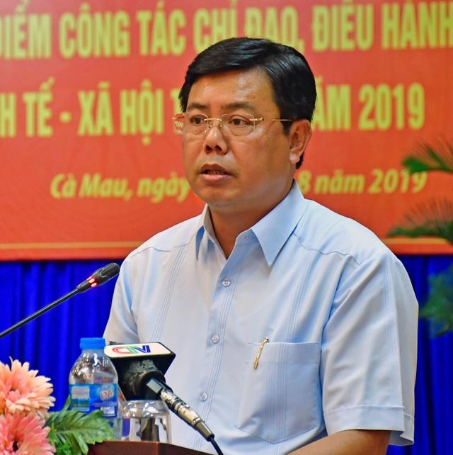 Chủ tịch Cà Mau: Không thể là văn hóa công sở nếu cán bộ làm việc chỉ để nhận lương - 1
