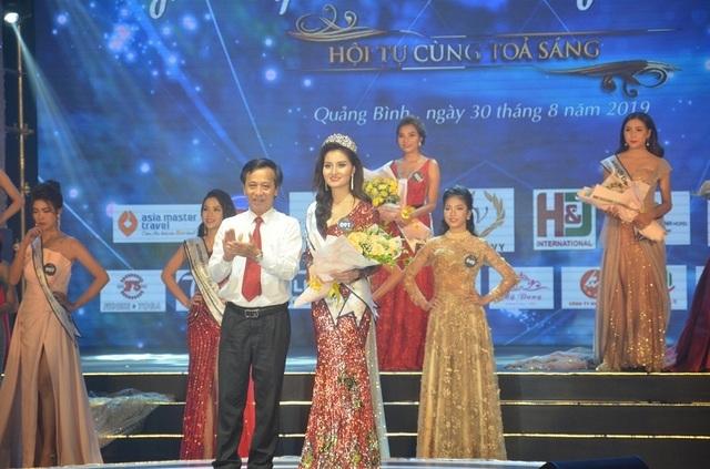 Lộ diện chủ nhân danh hiệu Người đẹp Du lịch Quảng Bình năm 2019 - Ảnh minh hoạ 7