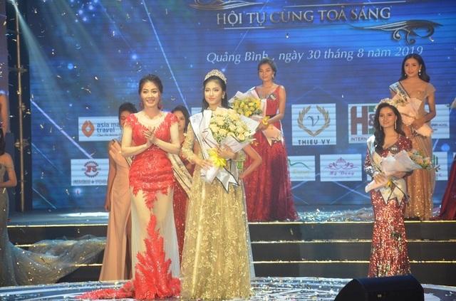 Lộ diện chủ nhân danh hiệu Người đẹp Du lịch Quảng Bình năm 2019 - Ảnh minh hoạ 6