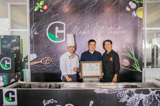 Hội Đầu Bếp Chuyên Nghiệp đánh giá thịt sạch G là nguyên liệu 5 sao - 1