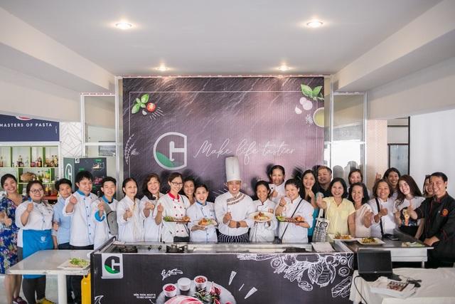 Hội Đầu Bếp Chuyên Nghiệp đánh giá thịt sạch G là nguyên liệu 5 sao - 3