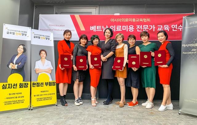 Chớp cơ hội được cấp chứng chỉ spa Quốc tế tại Việt Nam cùng Trâm Beauty - 2