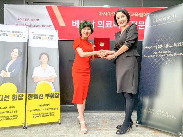 Chớp cơ hội được cấp chứng chỉ spa Quốc tế tại Việt Nam cùng Trâm Beauty - 3