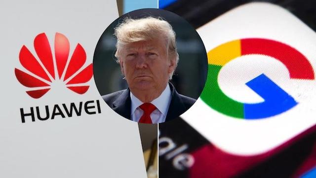 """Huawei có thể """"sống sót"""" trên thị trường smartphone mà không cần Android? - 1"""