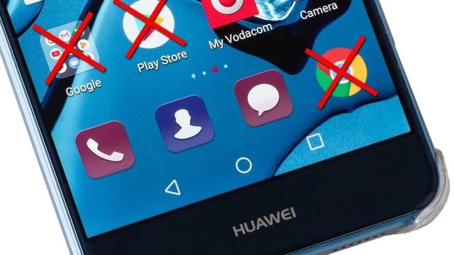"""Huawei có thể """"sống sót"""" trên thị trường smartphone mà không cần Android? - 2"""