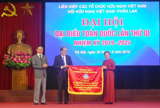 GS.TS Trần Văn Chứ được bầu làm Chủ tịch Hội hữu nghị Việt Nam – Phần Lan - 3