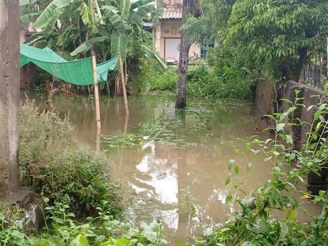 Dân thành phố khốn khổ vì... lội nước ngập - 4