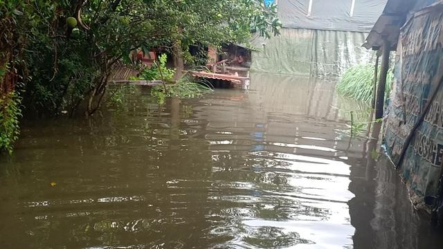 Dân thành phố khốn khổ vì... lội nước ngập - 5