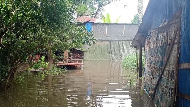 Dân thành phố khốn khổ vì... lội nước ngập - 7