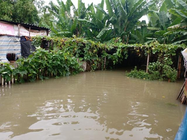 Dân thành phố khốn khổ vì... lội nước ngập - 3