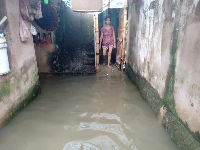 Dân thành phố khốn khổ vì... lội nước ngập - 10