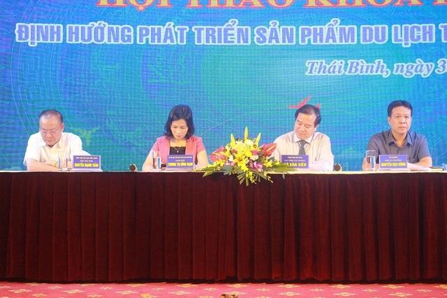 """""""Sản phẩm du lịch của Thái Bình chưa có nhiều, chưa hấp dẫn đủ thu hút khách du lịch"""" - 3"""