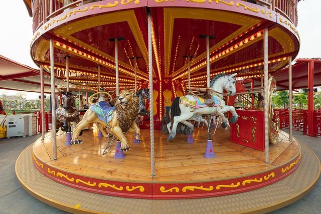 Cực shock dịp 2/9: Giá vé vào công viên Dragon Park và công viên nước Typhoon Water Park chỉ 100.000 đồng - 2
