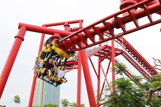 Cực shock dịp 2/9: Giá vé vào công viên Dragon Park và công viên nước Typhoon Water Park chỉ 100.000 đồng - 3