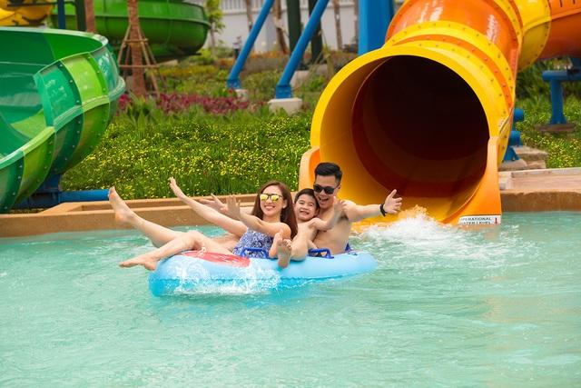 Cực shock dịp 2/9: Giá vé vào công viên Dragon Park và công viên nước Typhoon Water Park chỉ 100.000 đồng - 5