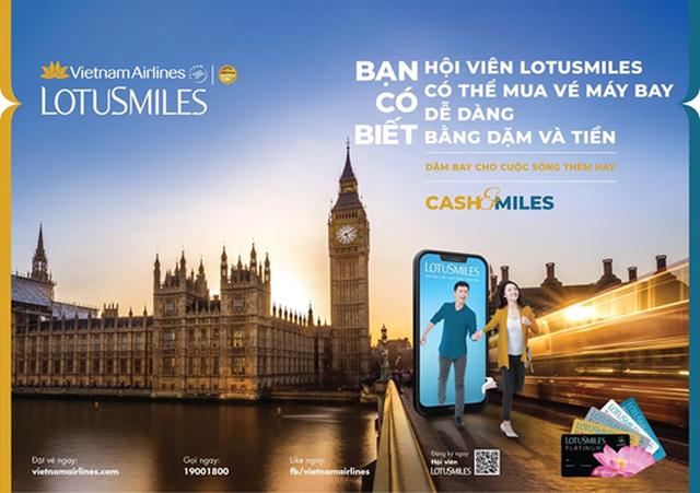 Thanh toán bằng tiền và dặm: Làn gió mới của hàng không Việt Nam - 2