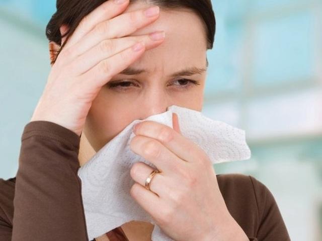 Cách đơn giản trị viêm mũi dị ứng - 1