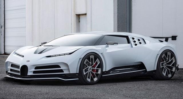 Bugatti tuyên bố không làm xe theo đơn đặt hàng riêng - 1