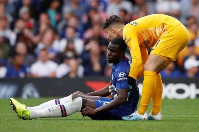 Chelsea 2-2 Sheffield Utd: Zouma đốt đền, The Blues ôm hận - 3
