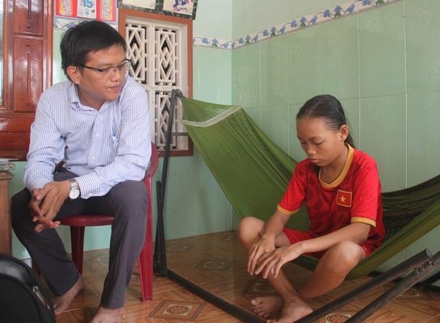 Cô học trò nghèo 12 năm chống chọi bệnh hiểm ước trở thành kĩ sư nông nghiệp - 2