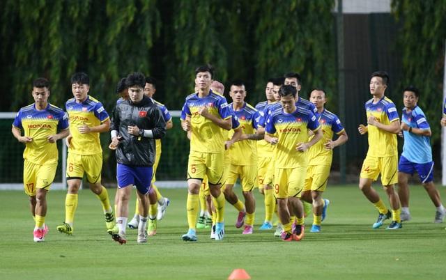 HLV Park Hang Seo công bố 24 tuyển thủ Việt Nam sang Thái Lan - 1