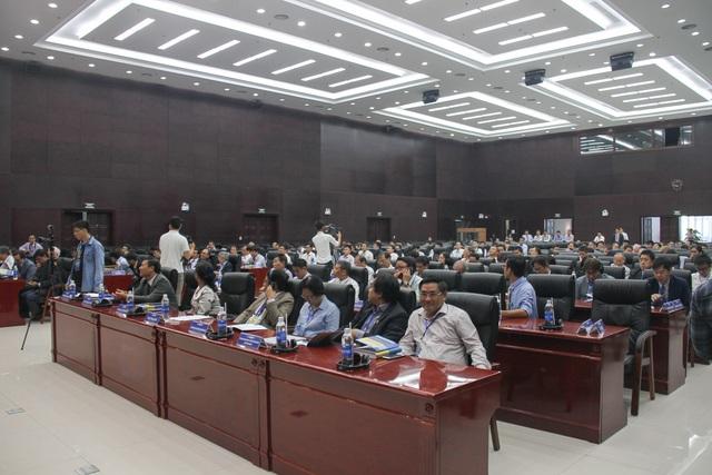 """Đà Nẵng hội thảo quốc tế về """"Hạ tầng giao thông với phát triển bền vững"""" - 1"""