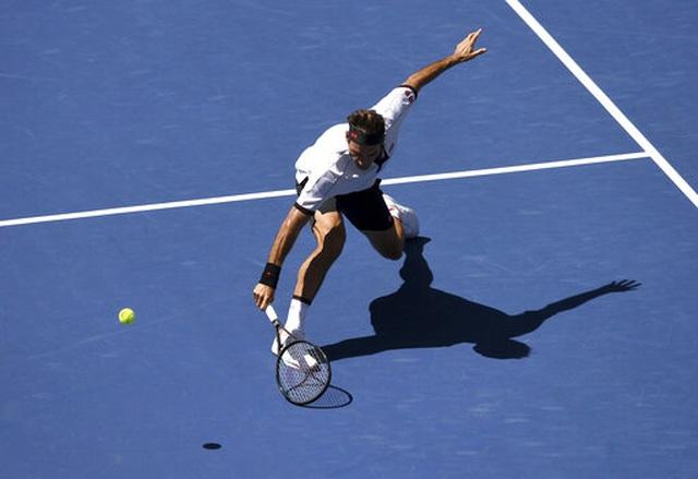 US Open 2019: Roger Federer phủ nhận dùng chiêu trò để thắng trận - Ảnh minh hoạ 2