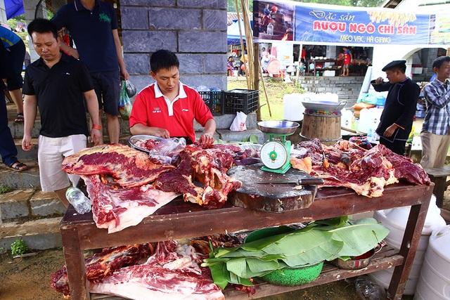 Phiên chợ vùng cao đầy màu sắc ở Hà Nội - 6