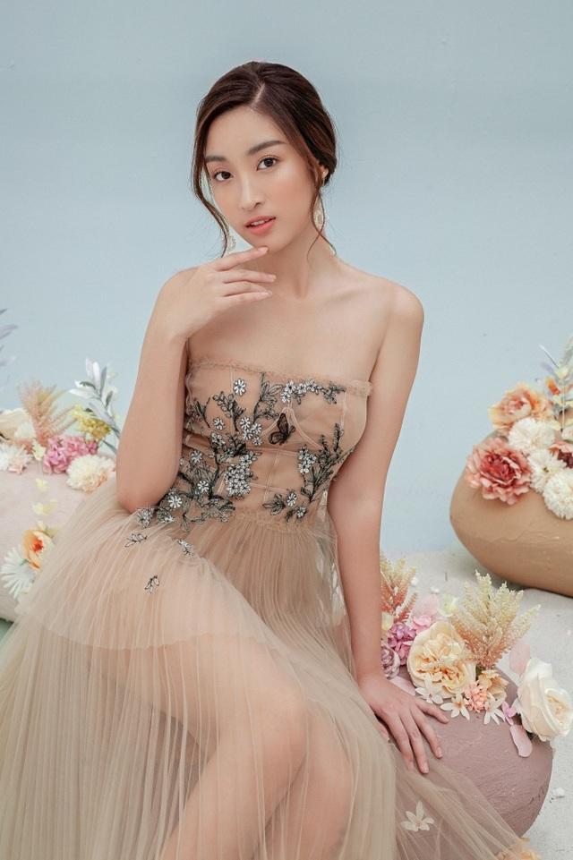 Hình ảnh mới của Hoa hậu Đỗ Mỹ Linh sau tin đồn yêu thiếu gia - 2