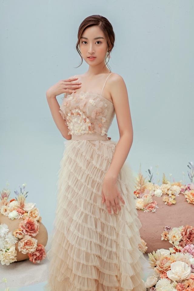 Hình ảnh mới của Hoa hậu Đỗ Mỹ Linh sau tin đồn yêu thiếu gia - 16