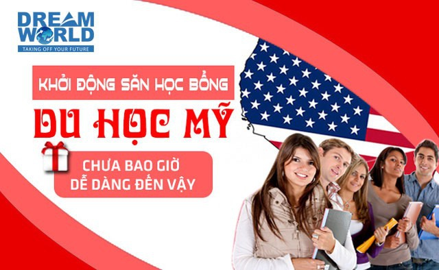 Du học Mỹ - Giấc mơ chưa bao giờ ngừng ấp ủ - 1