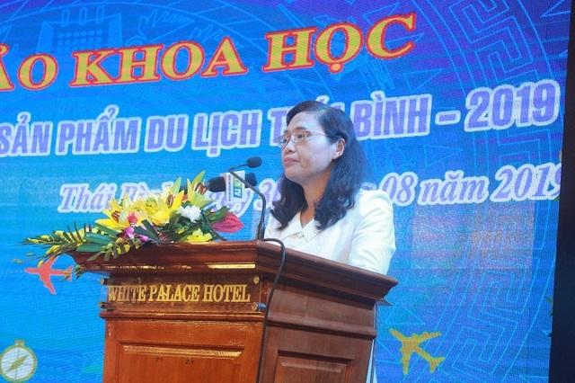 """""""Sản phẩm du lịch của Thái Bình chưa có nhiều, chưa hấp dẫn đủ thu hút khách du lịch"""" - 4"""