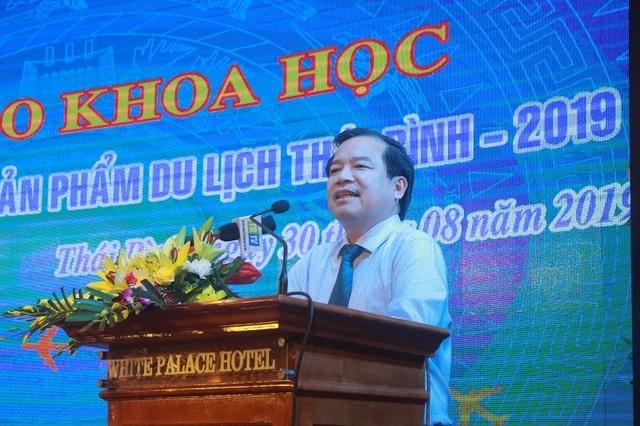 """""""Sản phẩm du lịch của Thái Bình chưa có nhiều, chưa hấp dẫn đủ thu hút khách du lịch"""" - 2"""